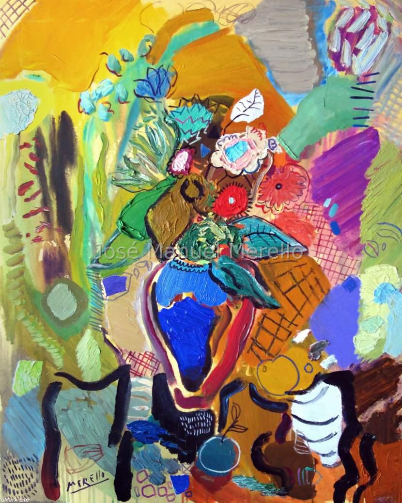 Le blog de mostafa for Art moderne peinture